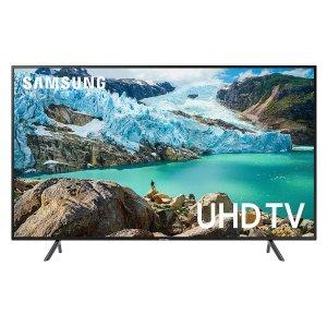 65吋RU8000仅$797.99Samsung RU7100/RU8000 4K HDR 智能电视 2019款