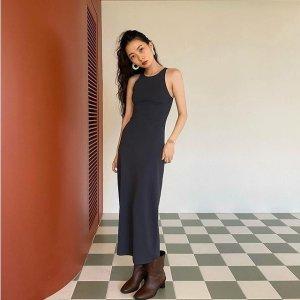 3折起+额外9折 €18收黑色衬衫裙COS 连衣裙专场 北欧极简风 剪裁利落 设计感满分
