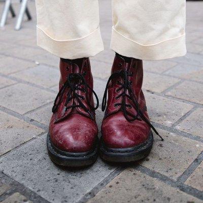 全场7.5折 £52收大童马丁靴Dr. Martens 马丁靴折扣闪现 秋冬必备单品鞋