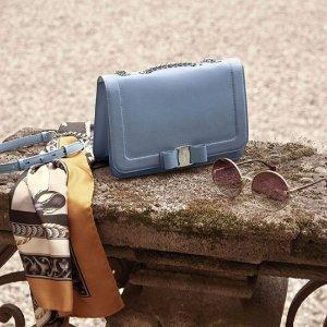 低至6折 + 每满$100送$25礼卡Salvatore Ferragamo 美包,美鞋、配饰等热卖