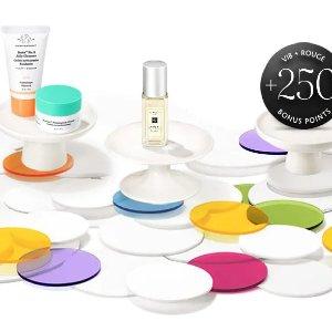 New Beauty Insider Birthday Gifts @ Sephora
