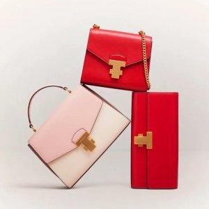 浪漫粉红气息 气质白富美必备Tory Burch精选情人节系列美衣鞋包热卖