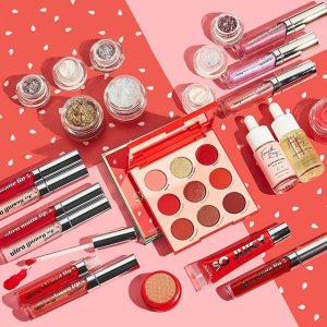 Last Day: up to 30% off sitewide @ Colourpop