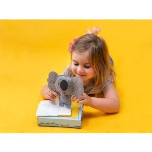 kiwico幼童手工玩具,适合年龄 2-3