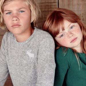 Today Only: Only $8 -$12Kids Comfy Styles @ abercrombie & kid