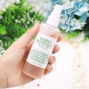 Mario Badescu Facial Spray with Aloe Herbs and Rosewater 4 oz.