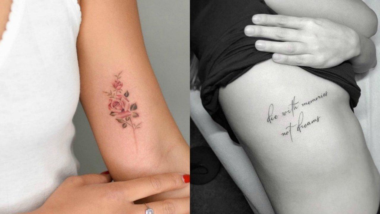 纹身流程及相关英文介绍 | 写给每个想要纹身的你