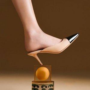 无门槛6折 £387收Ann系带靴 MiuMiu卡包£114Luisaviaroma 无星标大促回归 杨树林、Marni、罗意威款式超全
