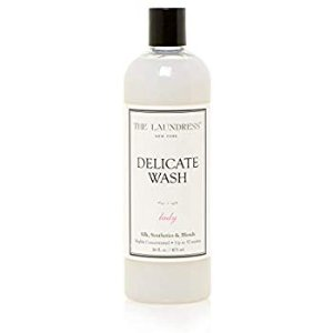 Amazon.com: The Laundress - Delicate Wash, Lady Scented, Laundry Detergent for Delicates, Care for Fabric, Silk, Delicates Detergent, Synthetics and Blends, Allergen-Free, 16 fl oz, 32 washes: Health & Personal Care