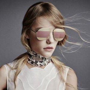一律$89.99 多款任选独家:Dior 精选墨镜时尚大赏 圆形、方形、飞行员款都有
