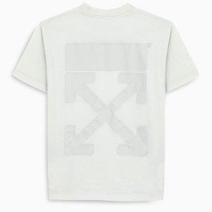 OFF WHITE100%全棉!logo T恤