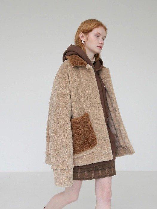 泰迪熊外套