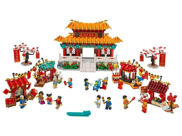 中国新春庙会 80105