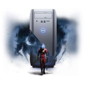 $699.99 (原价$1199.99)Dell Inspiron 5676 台式机 (Ryzen 7 2700, 16GB, RX 580, 1TB)