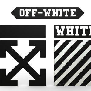7.5折!箭头上衣£123折扣升级:Off White 街头霸主史最全 收箭头鞋、T恤、卫衣、包包