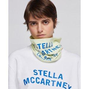 Stella McCartneyUnisex's Yellow 23 OBS Bandana