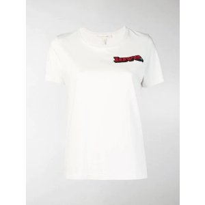 Marc Jacobscrystal-embellished love T-shirt