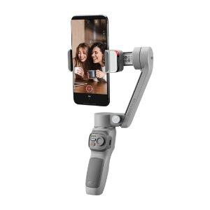 $89 自带补光灯新品上市:Zhiyun Smooth Q3 3轴云台手机稳定器
