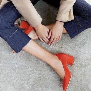 3.5折起+额外7.5折Naturalizer 精选女鞋好价特卖 收休闲鞋 短靴