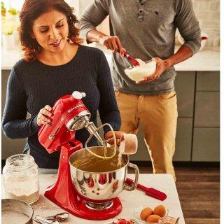 $269收5夸脱厨师机KitchendAid 100周年限量款产品限时促销