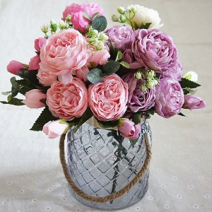 $2.6 Free ShippingArtificial Silk Flowers