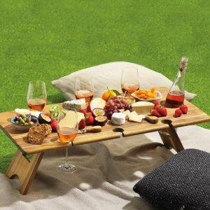 3折起 沙滩桌 $20House 户外用品特卖 郊游单品享不停 赴一场春夏的约会