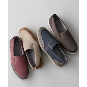 2e0411d8a60 ClarksMen's Gossler Race Slip-On Sneakers, Created for Macy's