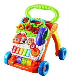 史低价$15.83(原价$49.99)VTech 婴儿多功能学步车