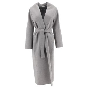 'S MAX MARALong Belted Coat