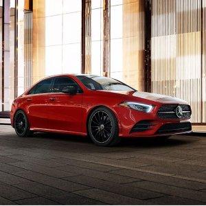 全面超越现款CLA 都市代步新选择入门豪车领头羊 2019 Mercedes Benz A级轿车