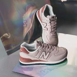 5折优惠+包邮独家:New Balance Lifestyle 系列运动鞋好价收