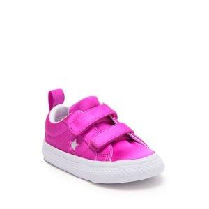 ConverseOne Star 小童帆布鞋