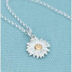 Lily charmed雏菊项链