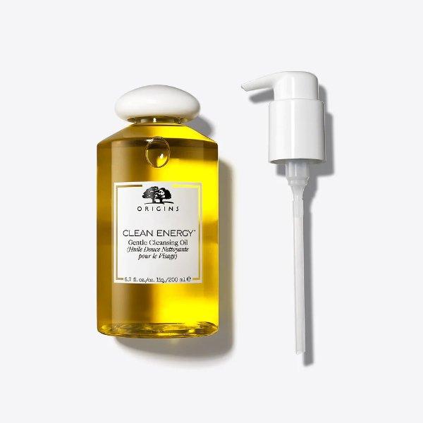 温和清洁油 (含压泵)