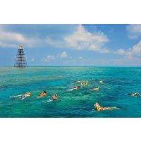 西礁岛 浮潜水体验