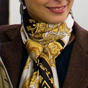 低至3折 手表$80起 丝巾$99.99精选Versace美包、丝巾、手表等热卖