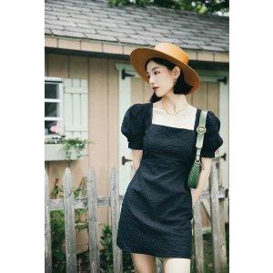 Petite StudioEleanor小黑裙- Black