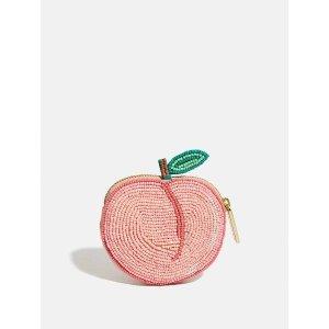 Skinnydip桃子硬币包