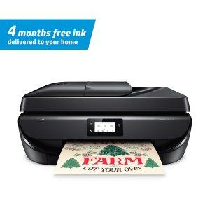 HP OfficeJet 5222 多功能无线喷墨打印机