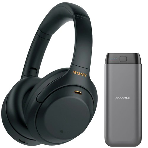WH1000XM4 主动降噪无线耳机 双色可选 送充电宝