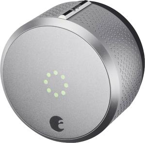 $99August HomeKit Bluetooth Deadbolt Retrofit Smart Lock