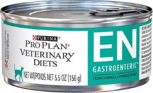 Purina Pro Plan Veterinary Diets EN Gastroenteric Formula Canned Cat Food, 5.5-oz, case of 24