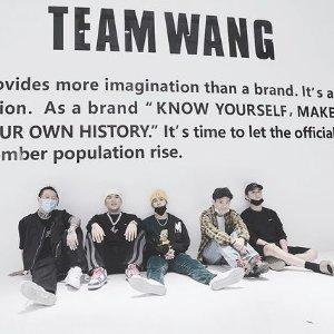新人9折 外套$356TEAM WANG 王嘉尔自创品牌 又酷又帅谁不爱