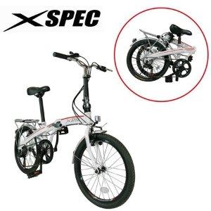 20寸可折叠便携自行车