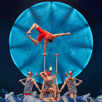 太阳马戏团Luzia