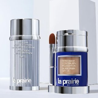 10% off + Foundation Samplewith La Prairie Skincare and Beauty Purchase @ Saks Fifth Avenue