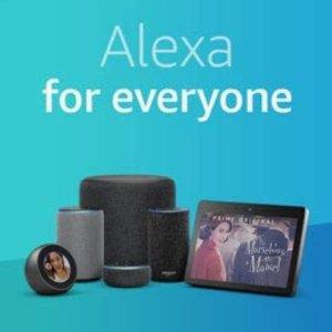 """Alexa将如""""影"""" 随""""行""""无处不在的 Amazon Echo智能家居 新品发布"""