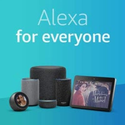 "Alexa将如""影"" 随""行"""