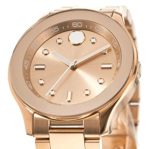MovadoBold Rose Gold Tone Women's Watch