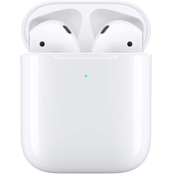 Apple AirPods 2代 有线充电版